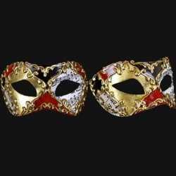Carnaval de Venice klassiek oogmasker