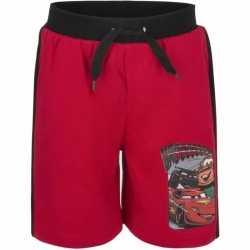 Cars korte broek rood jongens