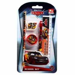 Cars school set 5-delig