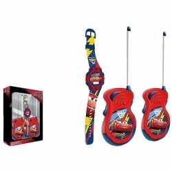 Cars walkie talkie speelgoed kinderen