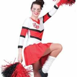 Cheerleader jurkje dames