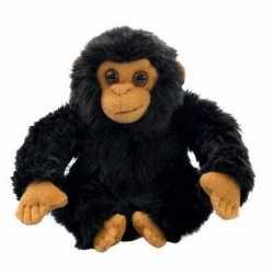 Chimpansee knuffeltje 18