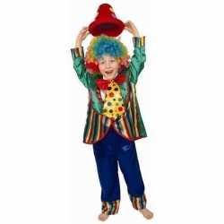 Clown verkleedkleding kinderen