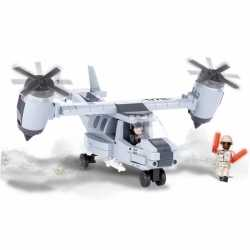 Cobi votl vliegtuig bouwstenen set