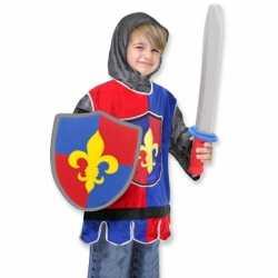 Complete ridder outfit kinderen