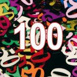 Confetti 100 jaar