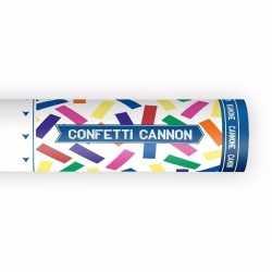 Confetti kanon kleuren mix 20