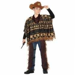 Cowboy/western pak/verkleed kostuum jongens