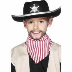 Cowboyhoed kinderen