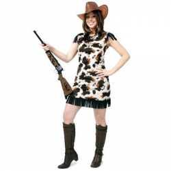Cowgirl jurkje Sally