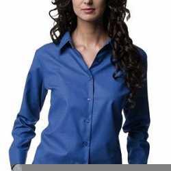 Dames Oxford blouse
