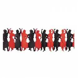 Dans slinger flamengo 3 meter