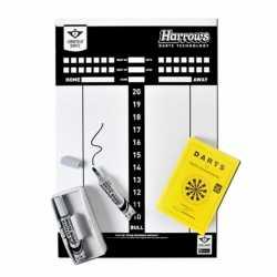 Dartbord scorebord markers