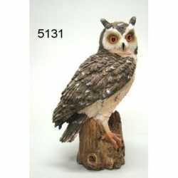 Decoratie dieren beeld oehoe uil vogel 20