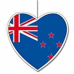 Decoratie hart nieuw zeeland 14
