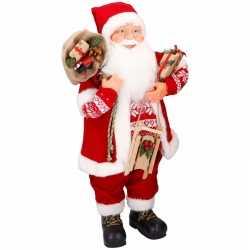 Decoratie kerstman 61