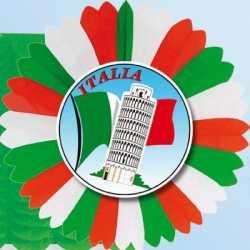 Decoratie waaier Italië 60