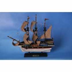 Decoratie zeilschip Mayflower 40
