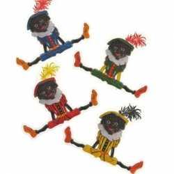 Decoratie Zwarte Pietjes 29 bij 21