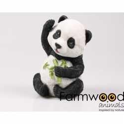 Decoratiebeeld baby panda 22