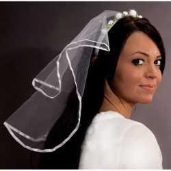 Diadeem bruidssluier