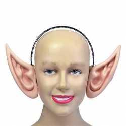 Diadeem grote puntige oren