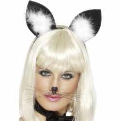 Diadeem katten/poezen oren dames