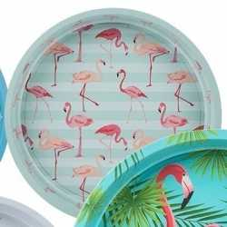 Dienblad flamingo mint 33