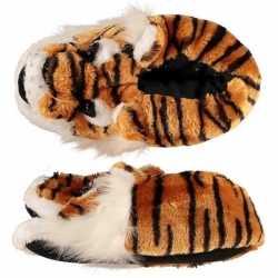 Dieren sloffen/pantoffels tijger dames maat 39/40