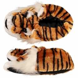 Dieren sloffen tijger dames