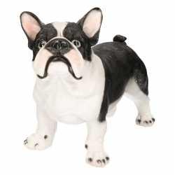 Dierenbeeld franse bulldog staand 38