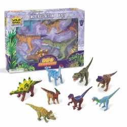 Dinosaurus speelgoed set