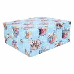 Disney frozen kerst inpakpapier 1 rol 70 bij 200