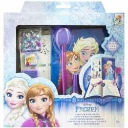 Disney frozen maak je eigen dagboek set meisjes