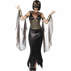 Egyptische godin Bastet kostuum dames