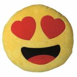 Emoticon kussen verliefd 30