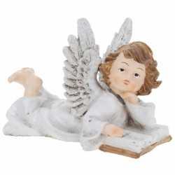 Engel boek beeldje 21 type 1