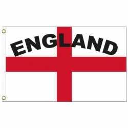Engeland vlag tekst