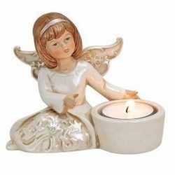 Engelen theelicht houder engel type 1 12