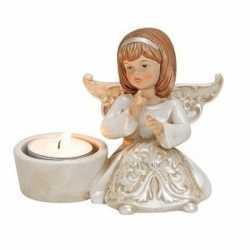Engelen theelicht houder engel type 2 12