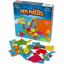 Europa puzzel kinderen