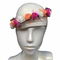 Festival hoofdband bloemen