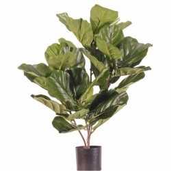 Ficus kunstplant 70 in pot binnen/buiten