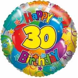 Folie ballon 30 jaar 35