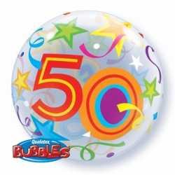 Folie ballon 50 jaar 56