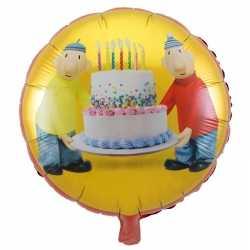Folie ballon buurman & buurman 45
