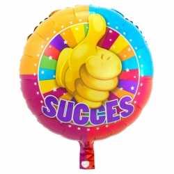 Folie ballon Succes 45