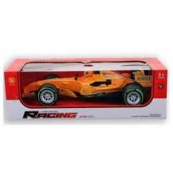 Formule 1 race auto licht geluid geel 32