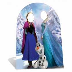 Foto stand-in bord Frozen
