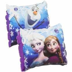 Frozen zwembandjes paars meisjes